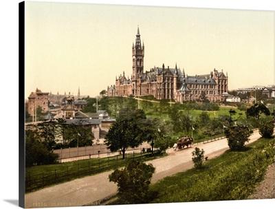 Glasgow University Glasgow, Scotland