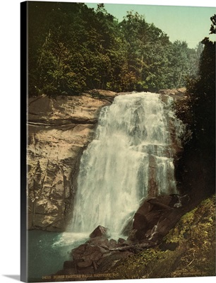 Horse Pasture Falls, Sapphire, N.C.