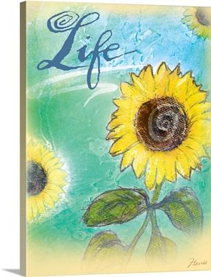 Lifes Journey Inspirational Print