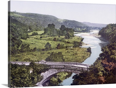 Lismore Co. Waterford. Blackwater River