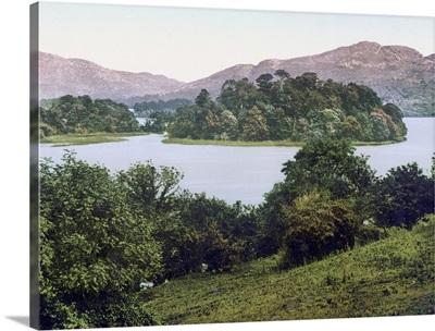 Lough Gill. Co. Sligo
