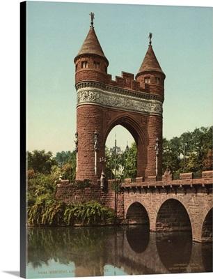 Memorial Arch, Hartford, Conn.