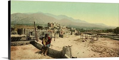 New Mexico, Pueblo De Taos