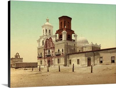 San Xavier Mission, Tucson, Arizona