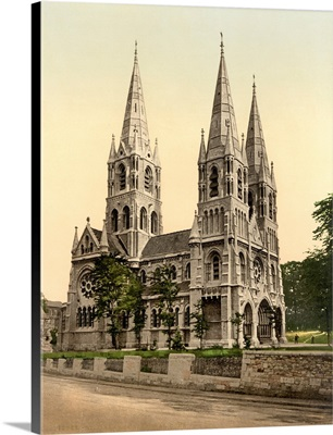 St. Finbar's Cathedral, Country Cork, Ireland