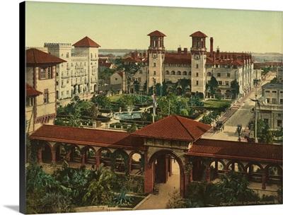 The Alcazar, St. Augustine