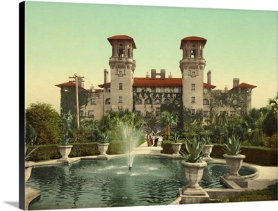 The Alcazar, St. Augustine, Florida