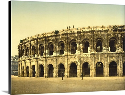 The Arena, Nimes, France