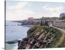 The Cliff Walk Newport