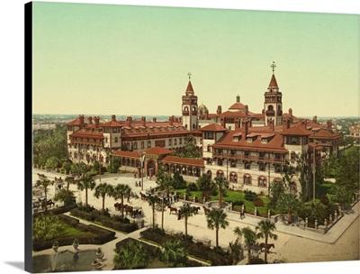 The Ponce De Leon, St. Augustine, Florida