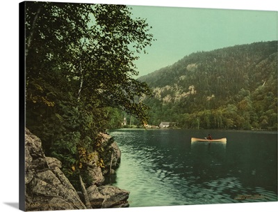 Upper Cascade Lake, Adirondack Mountains