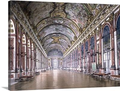 Versailles. Galerie des Glaces