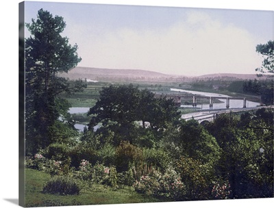 View at Cappoquin Co. Waterford