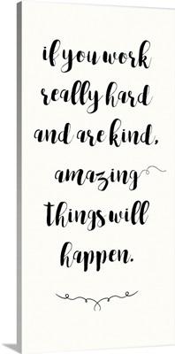 Amazing Things Will Happen II