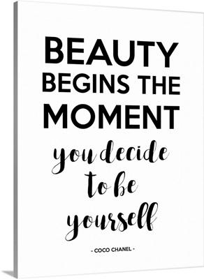 Beauty Begins I