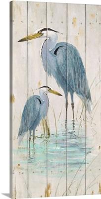 Blue Heron Duo