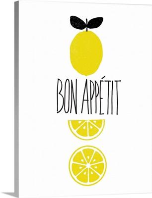 Bon Appetit Lemons