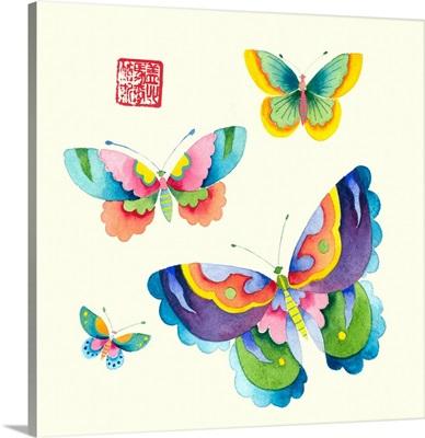 Butterfly Fun II