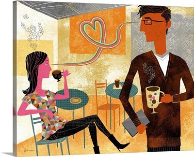 Coffeeshop Love