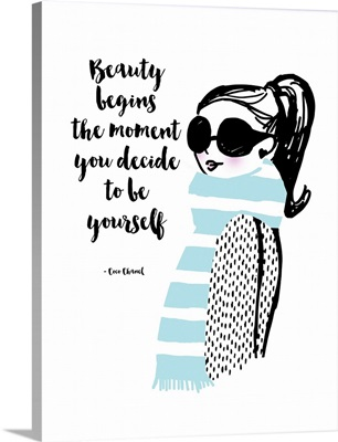Decide To Be Yourself
