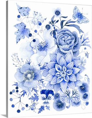 Delft Blue Garden II