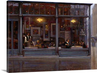Fifth Avenue Cafe II