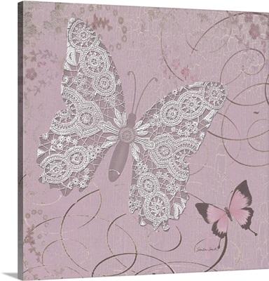 Filigree Butterfly I