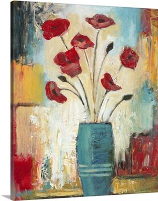 Flourishing Poppies II