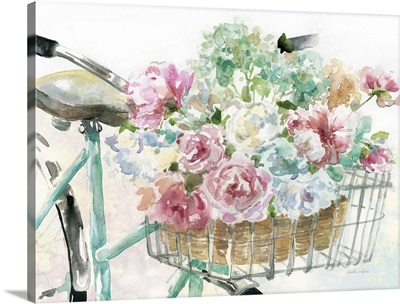 Flower Market Bicycle