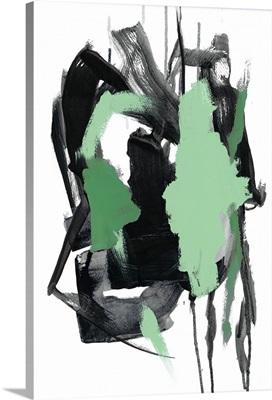 Gestural Brush, Green