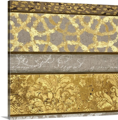Gilded Patterns Wall Art, Canvas Prints, Framed Prints, Wall Peels ...