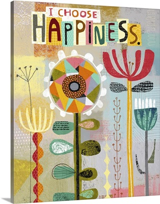 Happiness Flowers