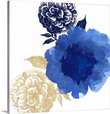 Happy Garden Blue