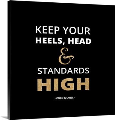 Keep Your Heels High II