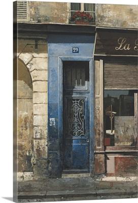 La Porte Bleu