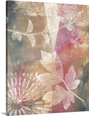 Leaf Pattern Impressions IV