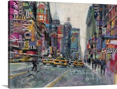New York Collage I