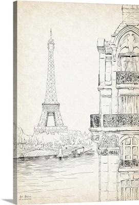 Paris Sketch Book