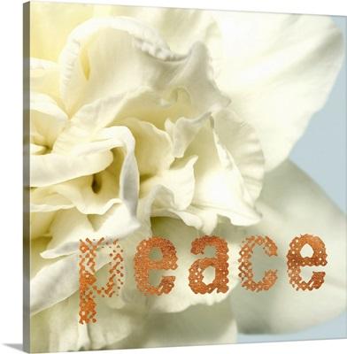 Peace Blossom