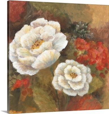 Ruffled Blossoms I