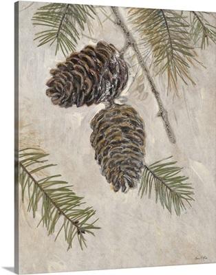 Rustic Pine Cones