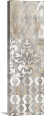 Silk Ikat Panel 1