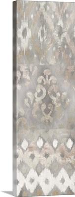 Silk Ikat Panel 3