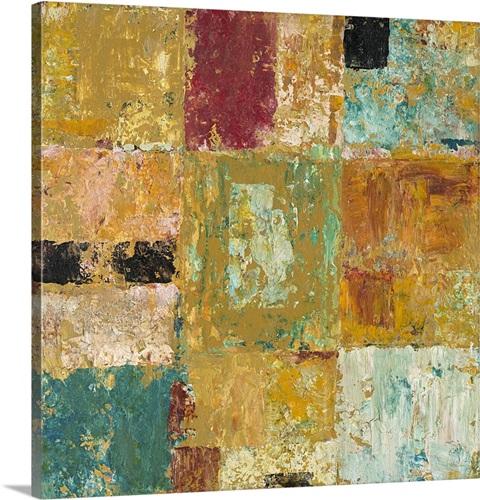 Textured Canvas I Wall Art, Canvas Prints, Framed Prints, Wall Peels ...