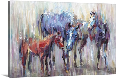 Three Horse I