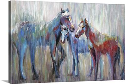 Three Horse II