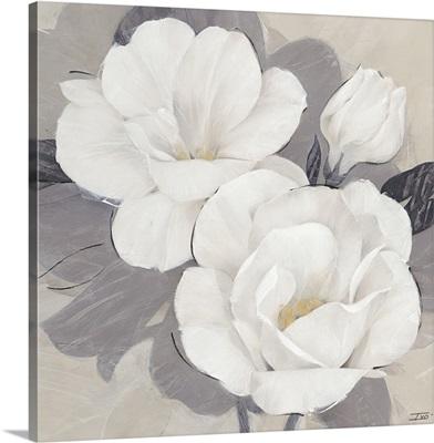 Unfolding Blossoms Detail I