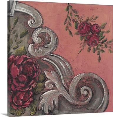 Vintage Fabric Florals
