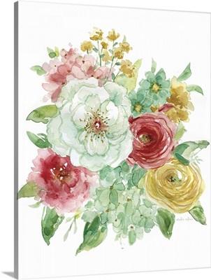 Vintage Style Florals