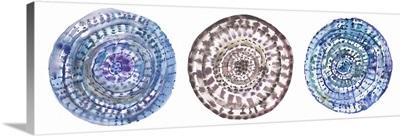 Watercolor Mandalas I